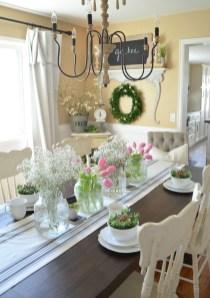 Elegant Farmhouse Garden Décor Ideas 10