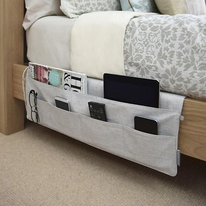 Genius Dorm Room Space Saving Storage Ideas 01