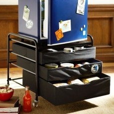 Genius Dorm Room Space Saving Storage Ideas 07