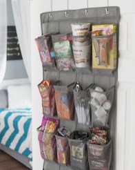 Genius Dorm Room Space Saving Storage Ideas 25