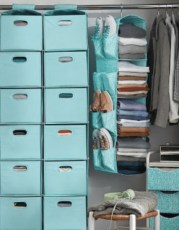 Genius Dorm Room Space Saving Storage Ideas 31