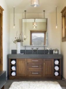 Gorgeous Bathroom Vanity Mirror Design Ideas 02