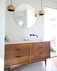Gorgeous Bathroom Vanity Mirror Design Ideas 05