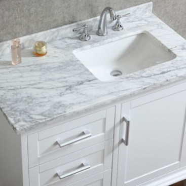 Gorgeous Bathroom Vanity Mirror Design Ideas 12