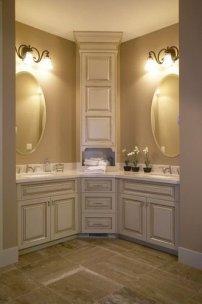 Gorgeous Bathroom Vanity Mirror Design Ideas 26