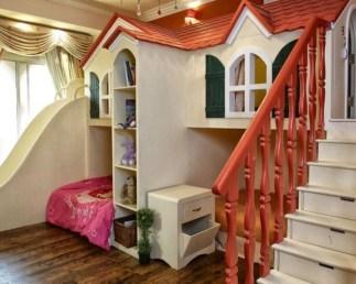 Gorgeous Bedroom Design Decor Ideas For Kids 05