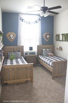 Gorgeous Bedroom Design Decor Ideas For Kids 07