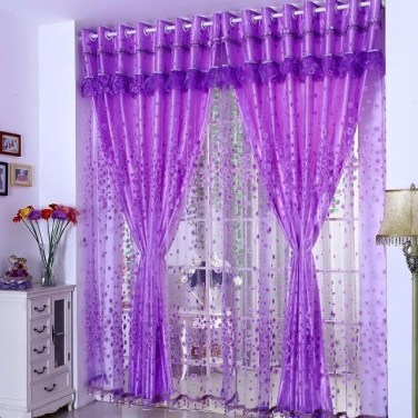 Modern Curtain Designs For Living Room 21