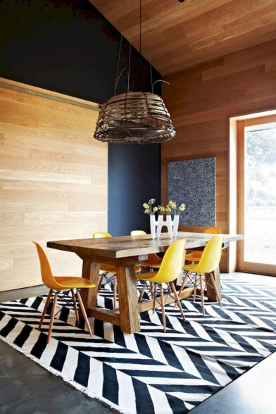 Modern Diy Wooden Dining Tables Ideas 03
