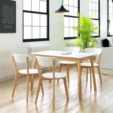 Modern Diy Wooden Dining Tables Ideas 06