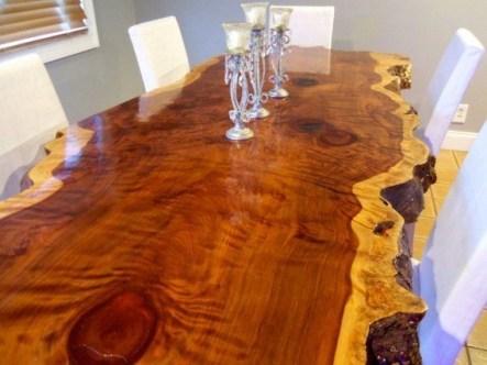 Modern Diy Wooden Dining Tables Ideas 18