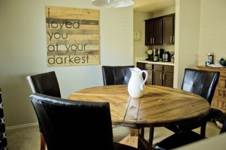 Modern Diy Wooden Dining Tables Ideas 31