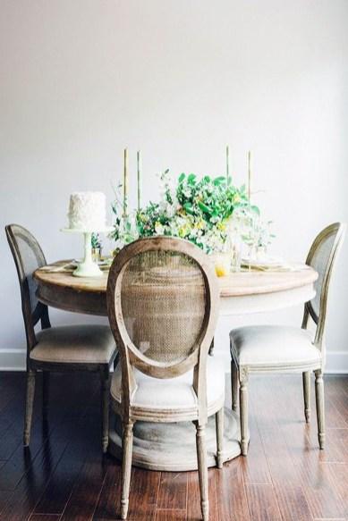 Modern Diy Wooden Dining Tables Ideas 38