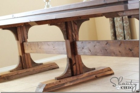 Modern Diy Wooden Dining Tables Ideas 41