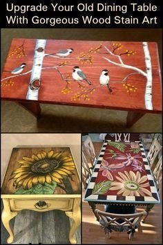 Modern Diy Wooden Dining Tables Ideas 44