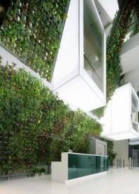 Relaxing Green Office Décor Ideas 02