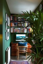 Relaxing Green Office Décor Ideas 20