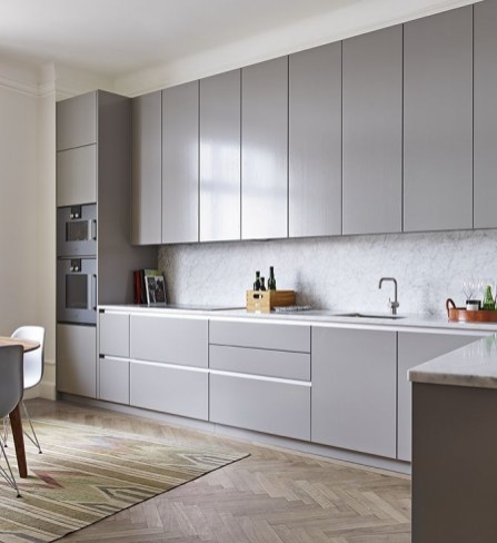 Relaxing Minimalist Kitchen Design Ideas 08