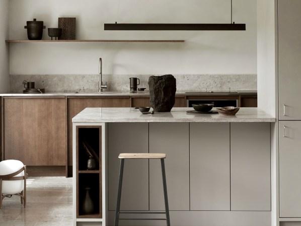 Relaxing Minimalist Kitchen Design Ideas 10