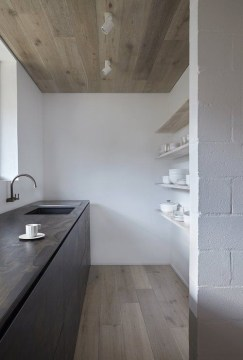 Relaxing Minimalist Kitchen Design Ideas 17