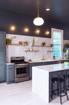 Relaxing Minimalist Kitchen Design Ideas 18