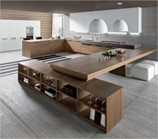 Relaxing Minimalist Kitchen Design Ideas 25