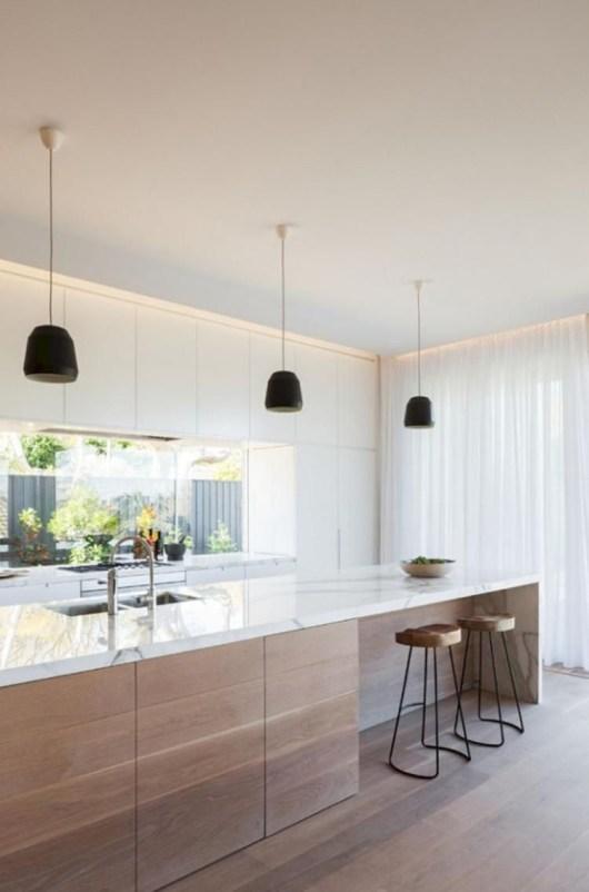 Relaxing Minimalist Kitchen Design Ideas 38
