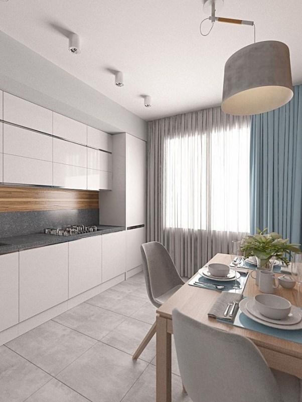 Relaxing Minimalist Kitchen Design Ideas 39
