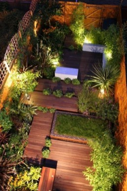 Relaxing Small Garden Design Ideas 07