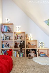 Simple Diy Book Nook Ideas For Kids 05