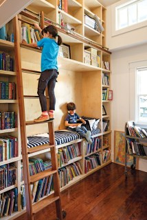Simple Diy Book Nook Ideas For Kids 21