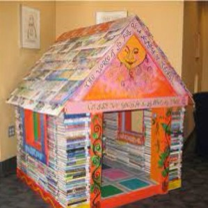 Simple Diy Book Nook Ideas For Kids 27