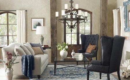 Totally Inspiring Modern Farmhouse Living Room Design Ideas 15