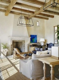 Totally Inspiring Modern Farmhouse Living Room Design Ideas 39