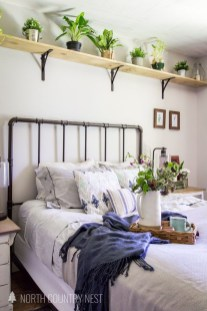Vintage Nest Bedroom Decoration Ideas You Will Totally Love 12