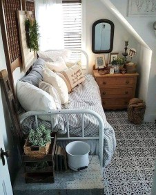 Vintage Nest Bedroom Decoration Ideas You Will Totally Love 44