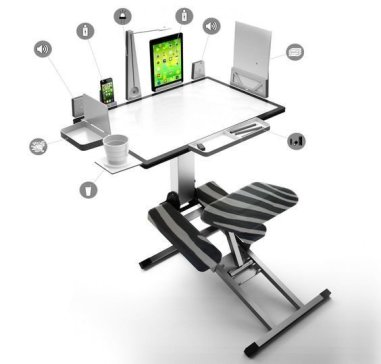 Amazing Ergonomic Desk Chairs Ideas To Boost Your Productivity 10