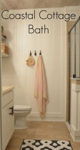 Awesome Bathroom Decor Ideas With Coastal Style 04