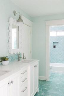 Awesome Bathroom Decor Ideas With Coastal Style 20