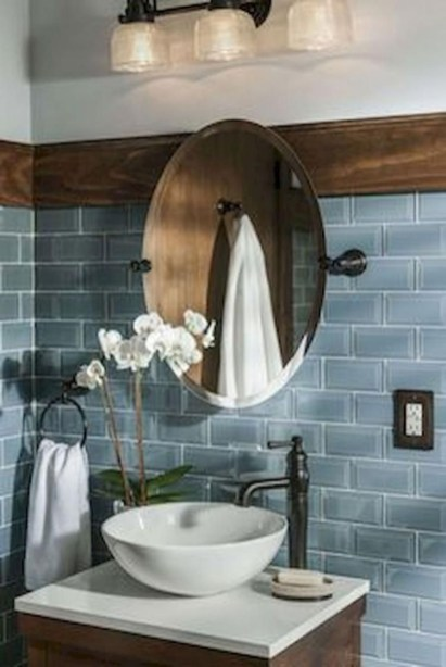 Awesome Bathroom Decor Ideas With Coastal Style 31