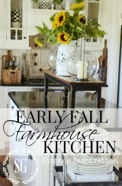 Awesome French Farmhouse Fall Table Design 20