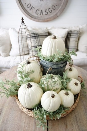 Awesome French Farmhouse Fall Table Design 36