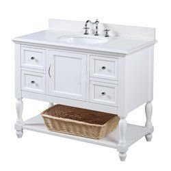 Awesome Rustic Farmhouse Vanities Ideas 13