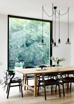 Best Ideas To Decorate Your Big Window 21