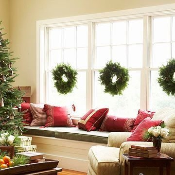 Best Ideas To Decorate Your Big Window 26