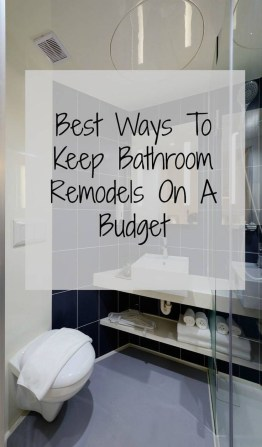 Brilliant Bathroom Remodel Ideas And Makeover Design 41