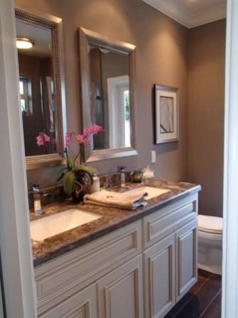 Brilliant Bathroom Remodel Ideas And Makeover Design 42