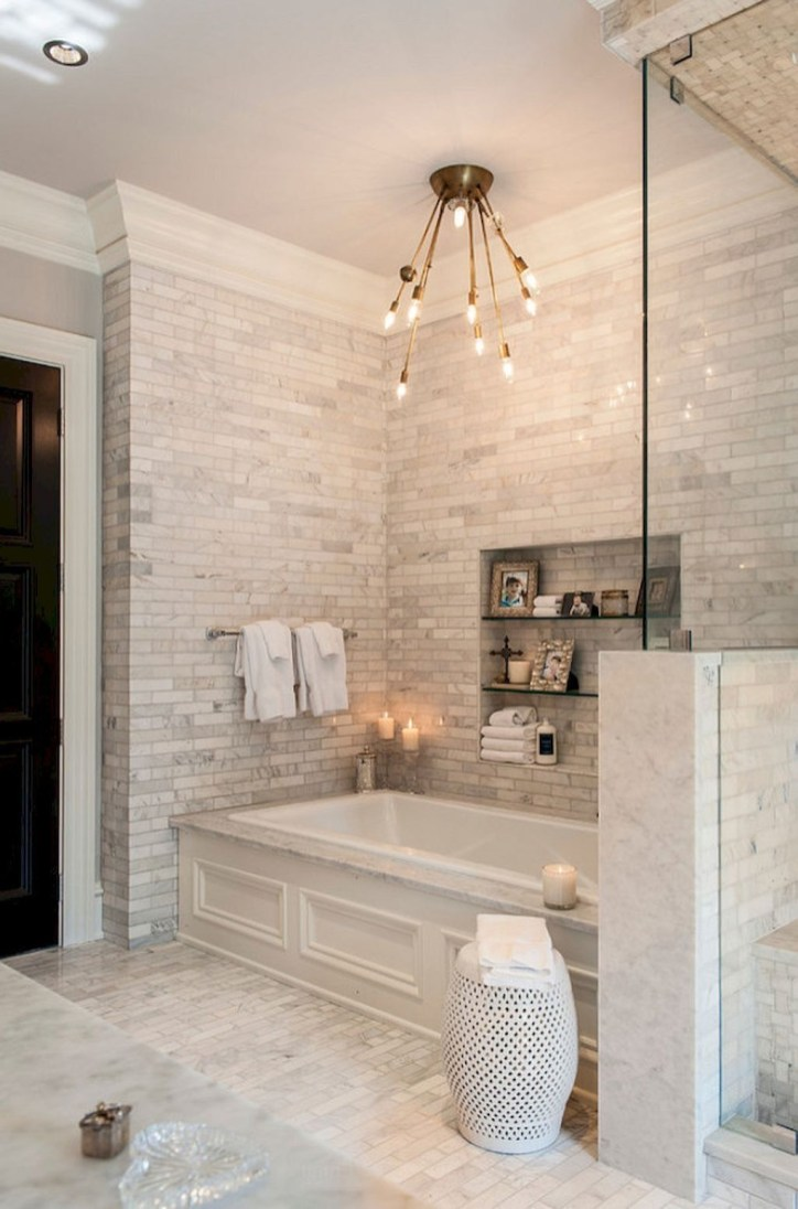 Brilliant Bathroom Remodel Ideas And Makeover Design 48