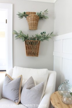 Comfy And Casual Farmhouse Home Design Ideas 12