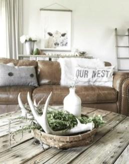 Comfy Rustic Living Room Decor Ideas 02